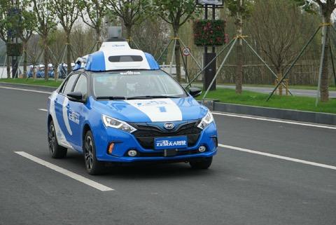 今年的CES Asia,你可不要错过这些自动驾驶看点