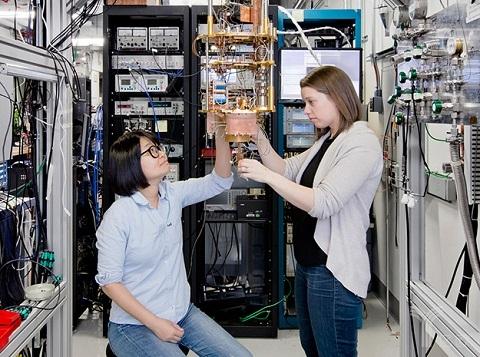 量子计算机:远超电子计算机的能力,未来云服务的计算解决方案