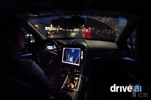 drive.ai 自动驾驶汽车 智能网联,自动驾驶,深度学习,drive.ai,吴恩达