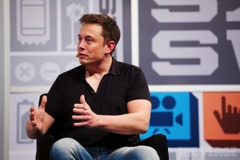 Elon Musk,人工智能,Elon Musk,AI,Tesla,机器人