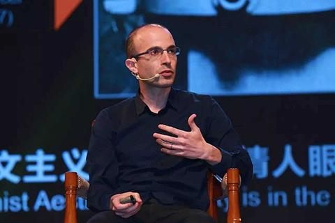 《人类简史》作者尤瓦尔:面对算法全面入侵,人类能否免遭淘汰?-薪媒体_O2O新商业媒体资讯平台
