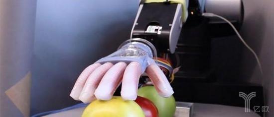 技术突破:专家设计出可自我修复的软性机器人,或成为未来轮胎