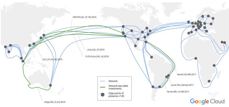 谷歌推出两种网络服务,满足客户不同需求