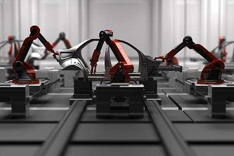 黑科技,机器人,机器人,物流,工业4.0