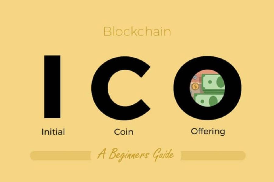ICO区块链,区块链,以太币,数字分类账,智能合约,ICO