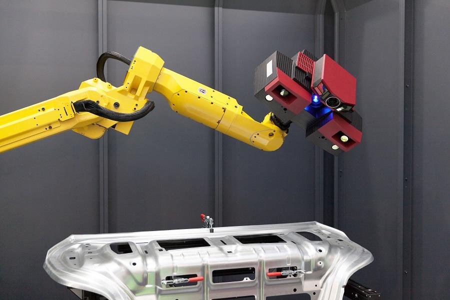 机器臂,机器人,三维视觉,CAD