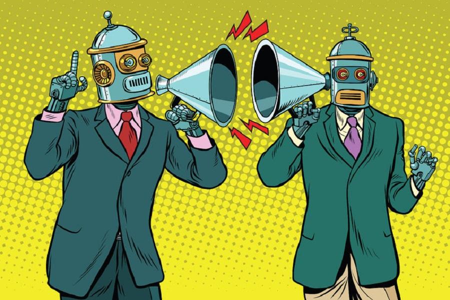 机器人,机器人,无人零售,人机交互