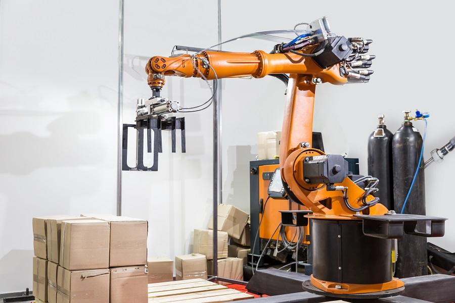 机械手,工业机器人,机械手,工业4.0