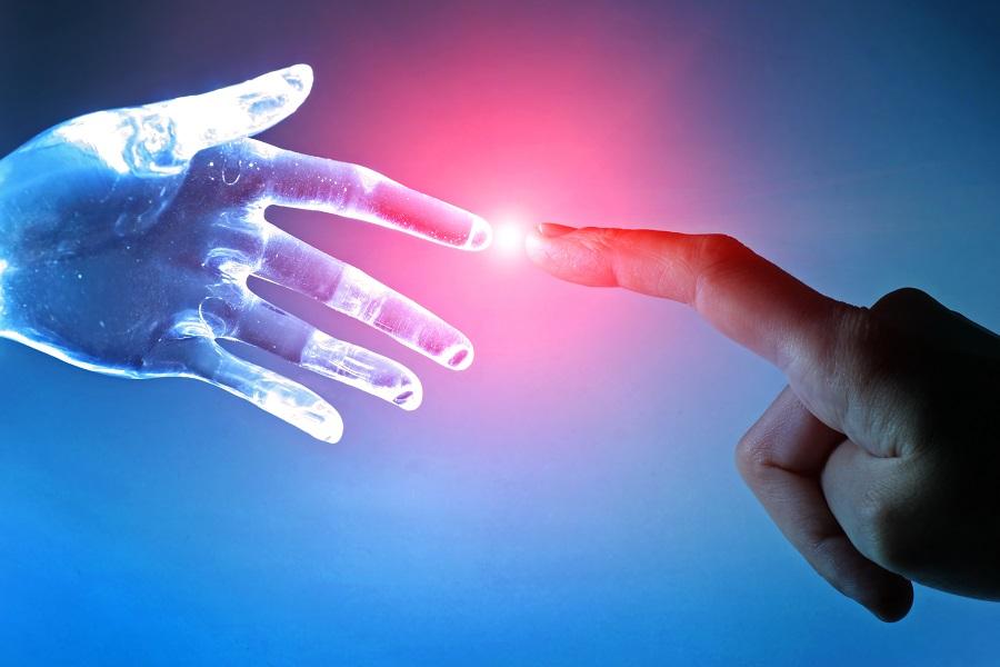 机器人;手,机器人,自我修复,橡胶聚合物