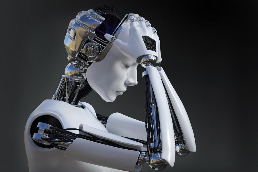 机器人流泪,机器人,投票,Elon Musk,机器学习,人工智能