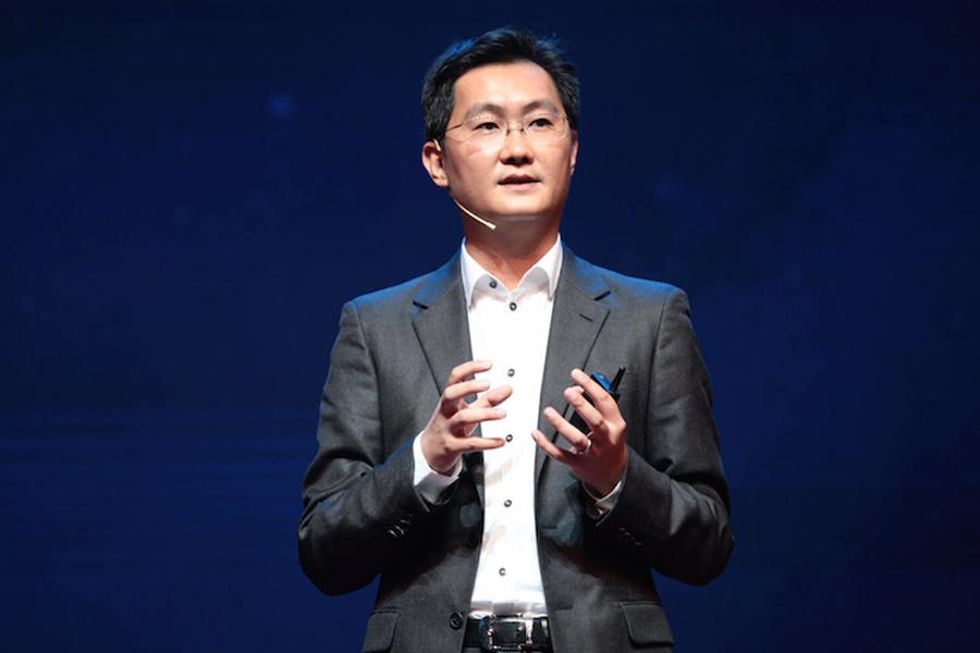 马化腾:解决了AI场景,数据和人才都不是问题-薪媒体_O2O新商业媒体资讯平台