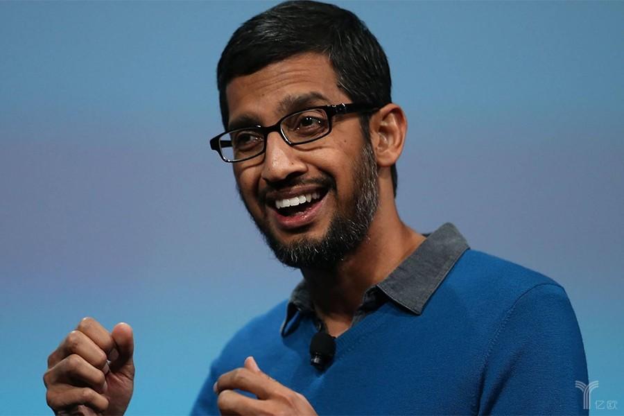 桑德尔·皮查伊,Alphabet,谷歌,云计算,智能硬件,人工智能,数字营销,百度