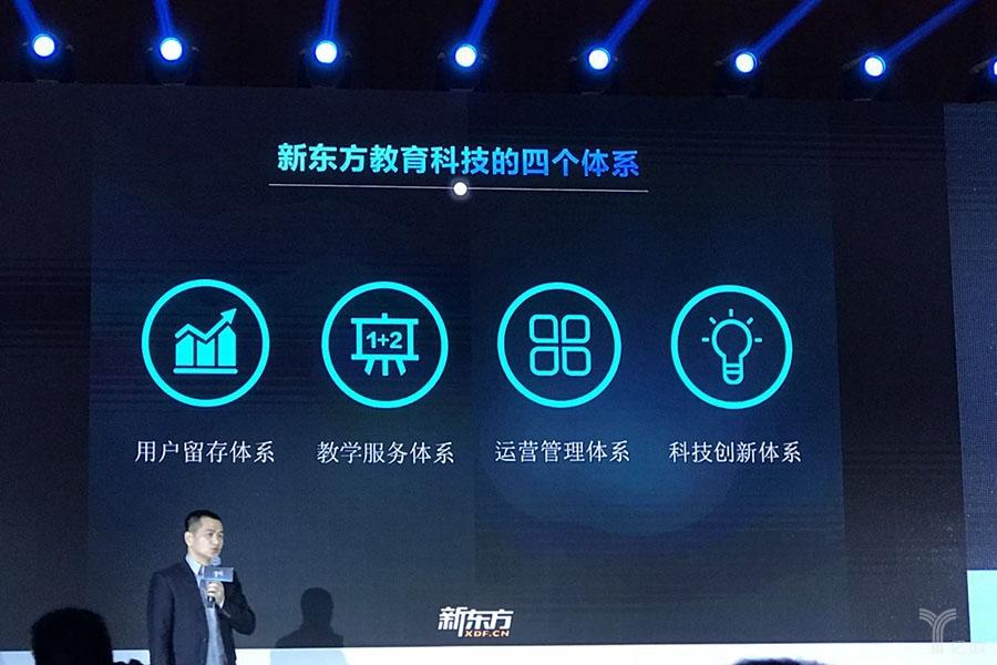 新东方副总裁徐健:人工智能时代如何实现教育升级?