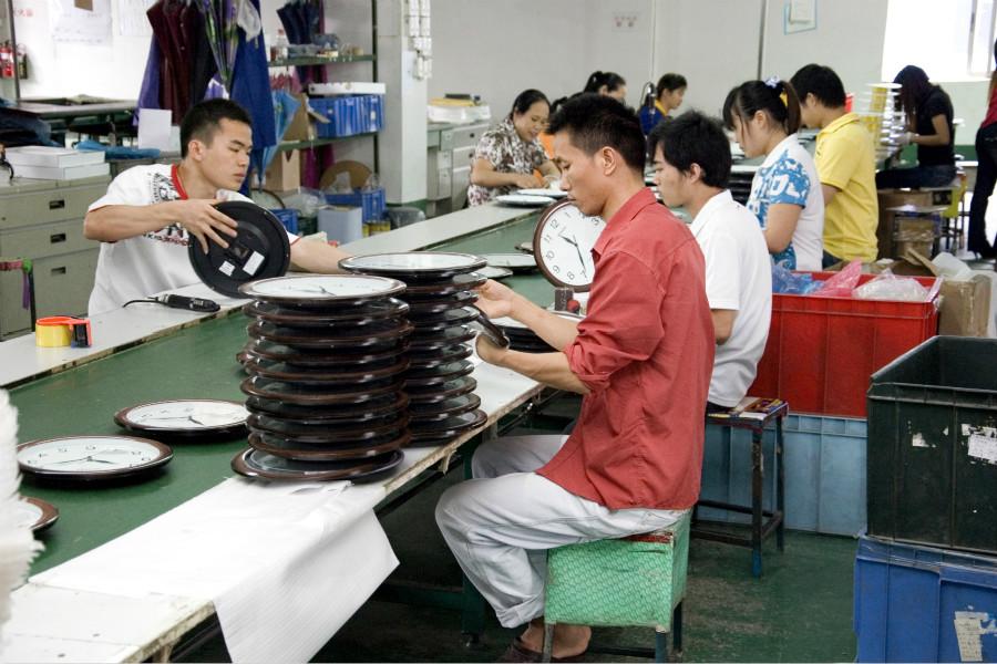工业工厂,劳勤,制造业,工场,工时