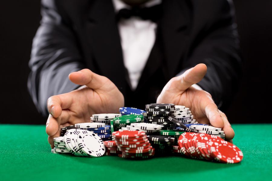 赌场,人工智能,机器学习,深度学习,博彩,赌场