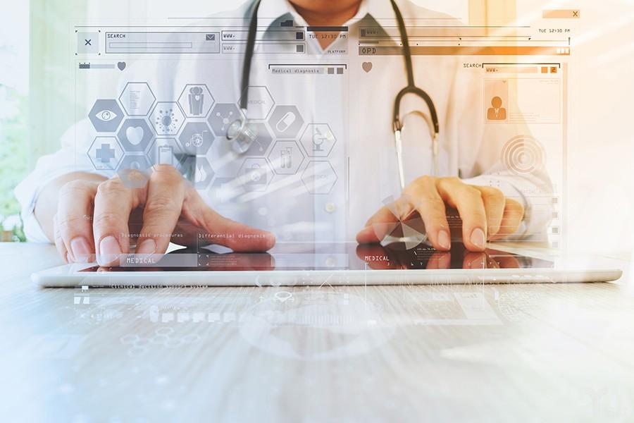 智慧医疗,人工智能,智慧医疗,医学影像,辅助诊疗