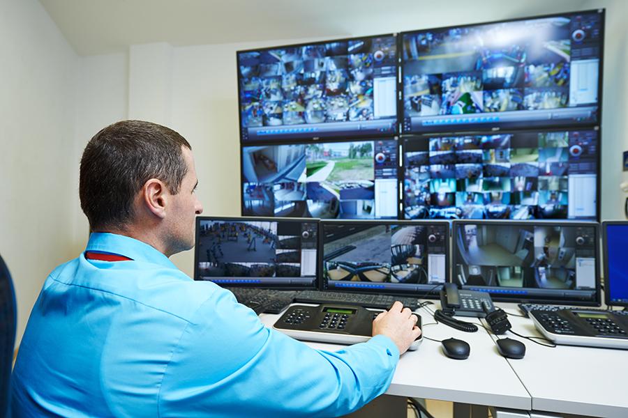 人工智能在安防领域的应用-薪媒体_O2O新商业媒体资讯平台