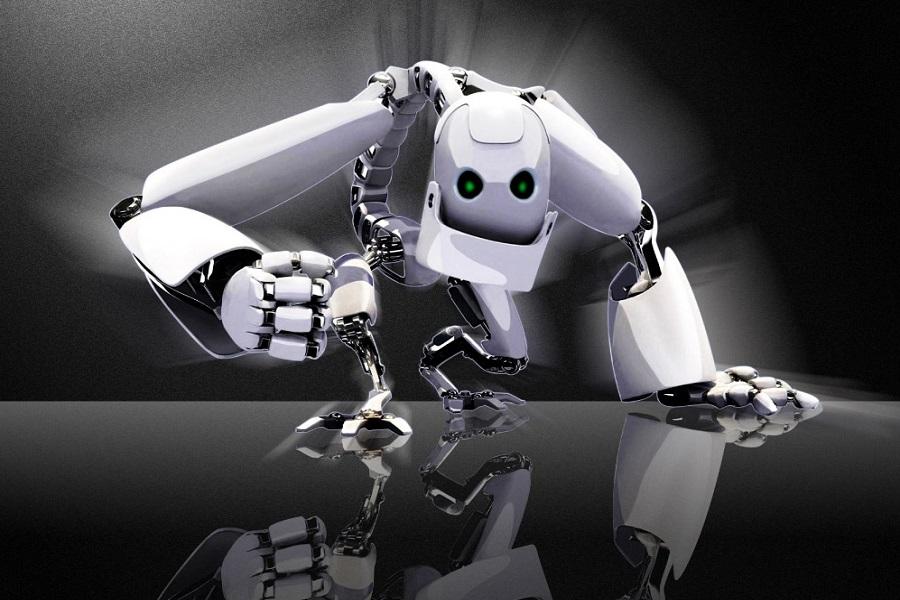 机器人,机器人,智能制造,中国制造2025