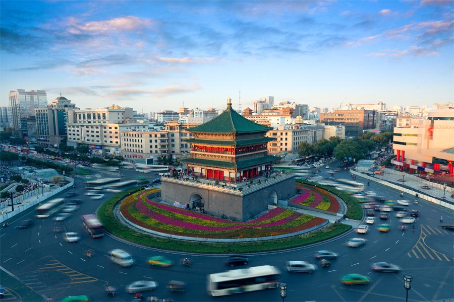 西安市,一带一路,硬科技,西安,中国制造2025,智能制造